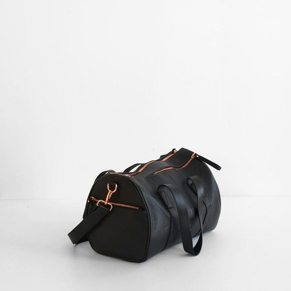 Deep End Bag - Black / Rose Gold