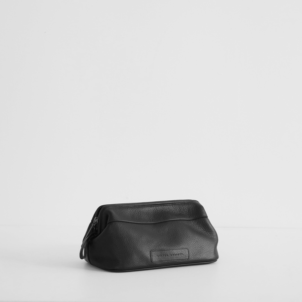 Liability Toiletries Bag - Black