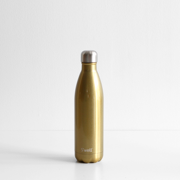 S'Well 750ml Stainless Steel Bottle - Sparkling Champagne