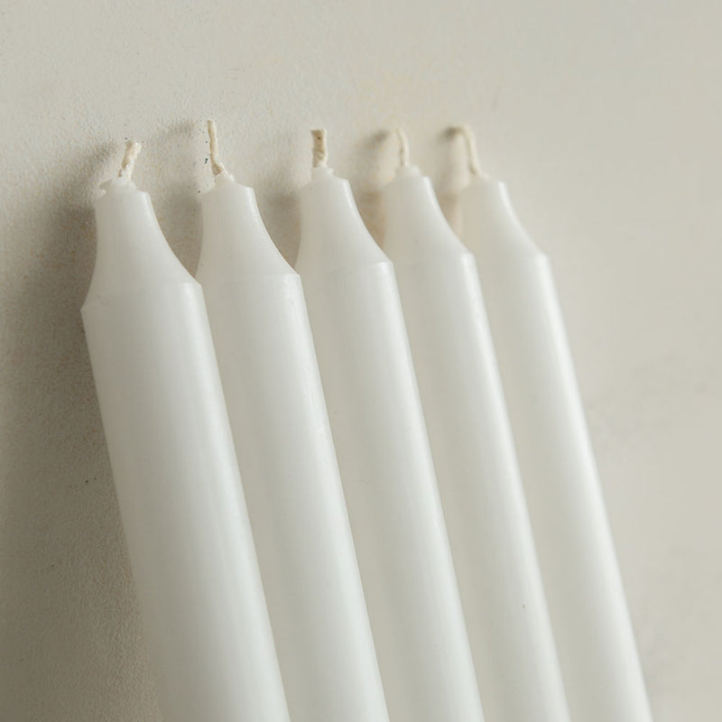 Taper Candle White