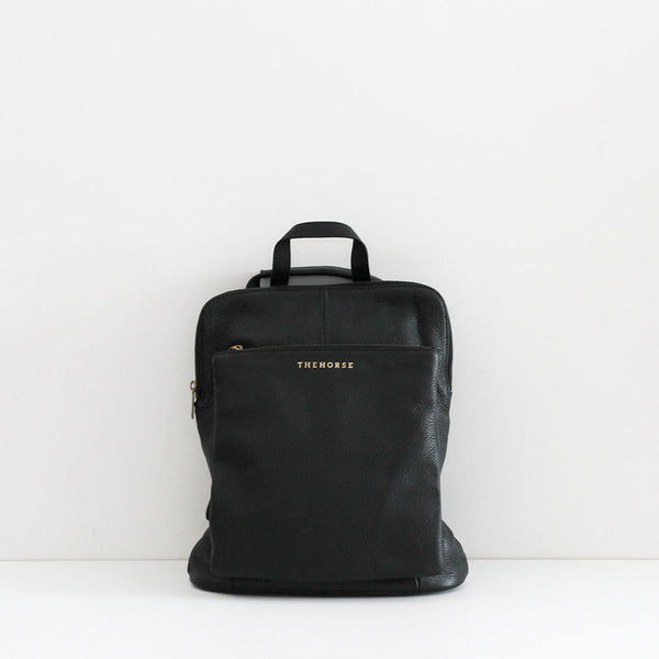 The Soft Backpack - Black