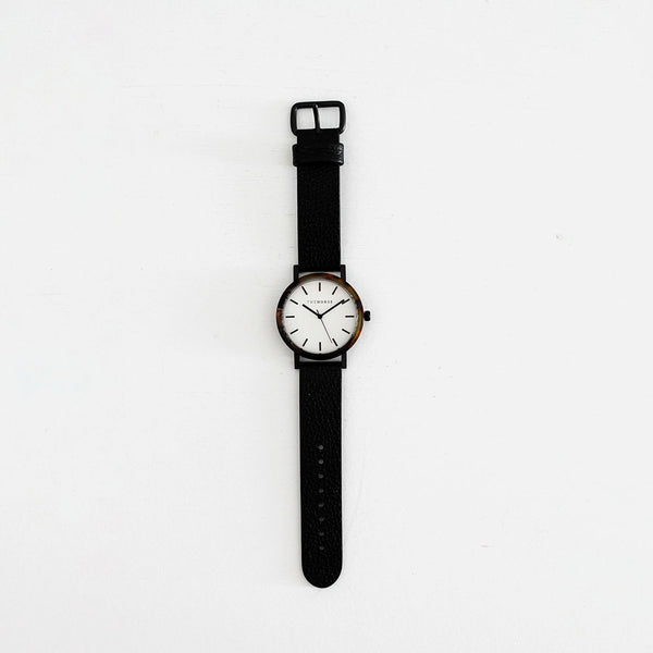 The Resin - Tortoise/White/Black
