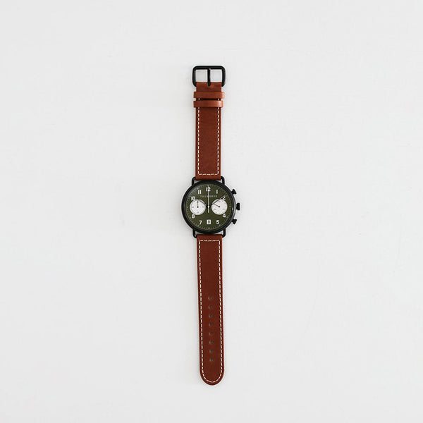 The Timewriter - Khaki/Tan