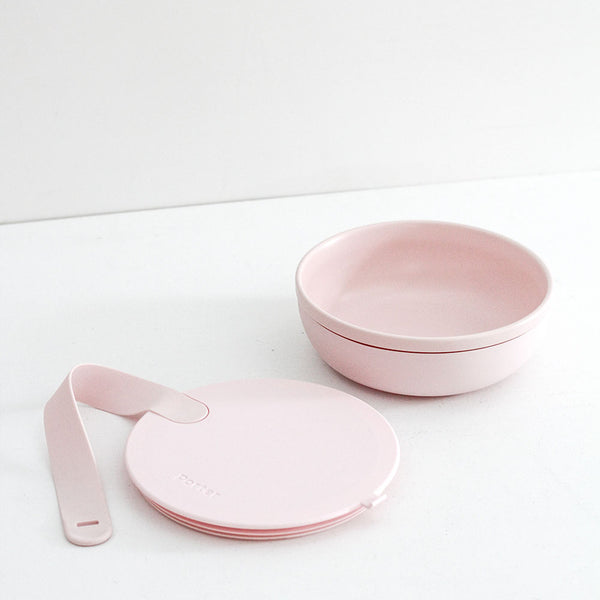 Porter Ceramic Lunch Box - Blush