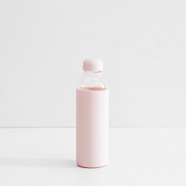 The Porter Water Bottle Blush