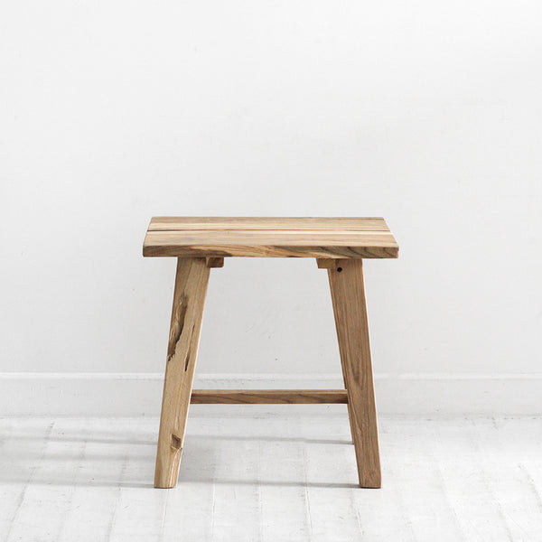 Timothy Teak Bedside Table - Natural