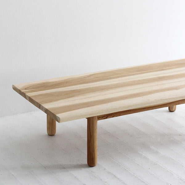 Toby Teak Coffee Table - Natural
