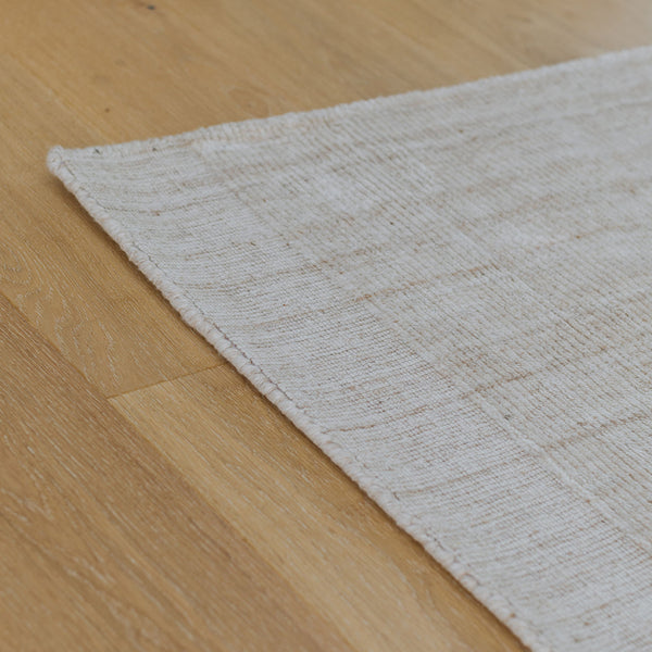 Travertine Rug - Buff