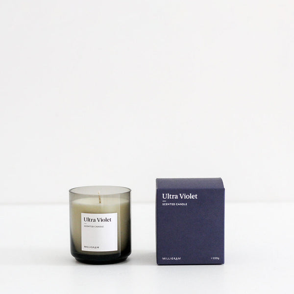 Scent Collection Candle - Ultraviolet