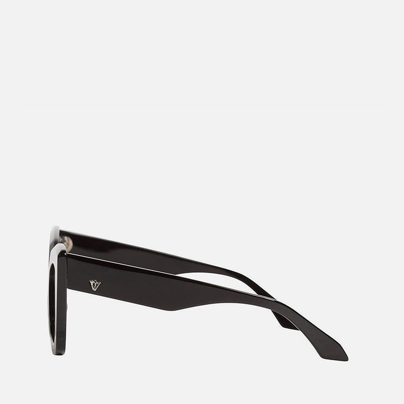 Brigada Sunglasses - Gloss Black