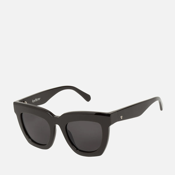 Ludlow Sunglasses - Gloss Black