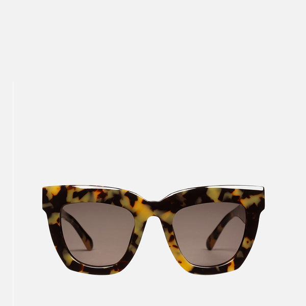 Ludlow Sunglasses - Yellow Tort