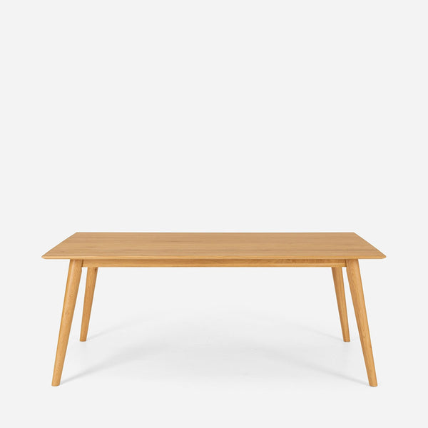 Walter Dining Table - Oak 190cm
