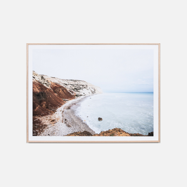 Aphrodites Cove Framed Art