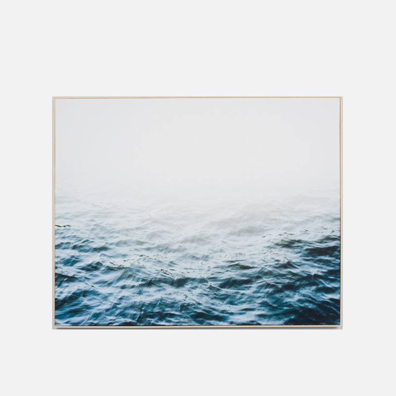 Distant Waters Framed Art