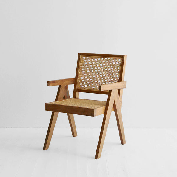 William Rattan Chair - Natural