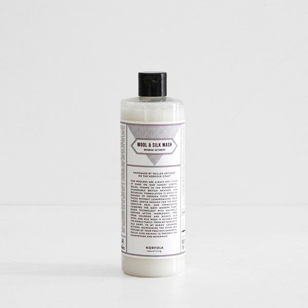 Wool & Silk Wash Lavender