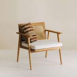 Anja Occasional Chair - Natural