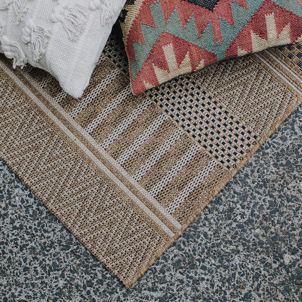 Flax Outdoor Rug