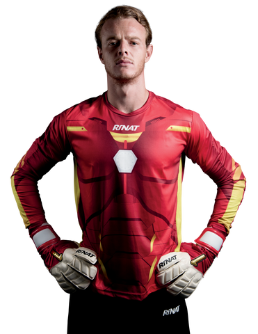 New Mark X Goalkeeper Jersey