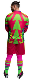 Brody (Jorge Campos) Goalkeeper Kit with New Socks