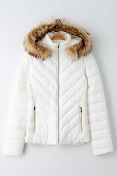 Puffer Snow Coat - Stella Clothing Boutique