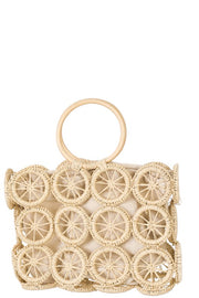 Keep Me Trendy Bag - Beige