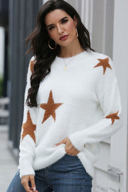 Snow Star Sweater