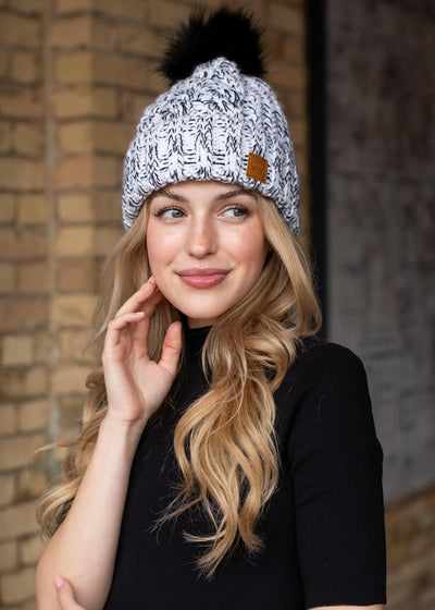 Little Dots Hat - Stella Clothing Boutique