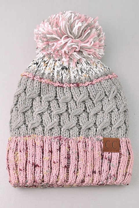 Pink Blush Hat - Stella Clothing Boutique