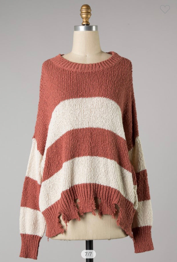 Super Cinnamon Sweater