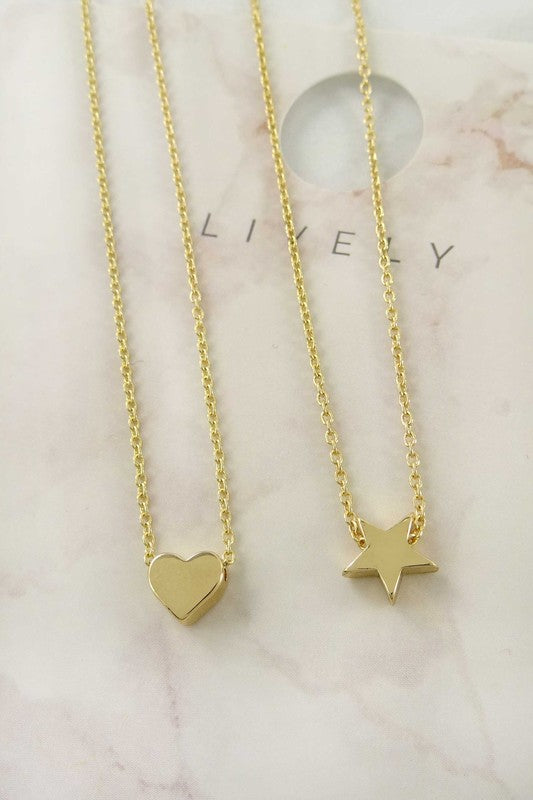 Double Dose Necklace