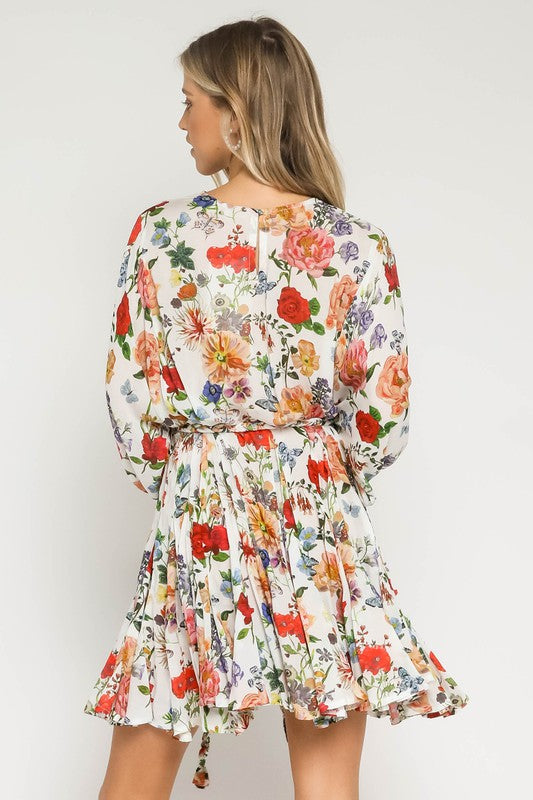 Pretty In The Flower Fields Dress