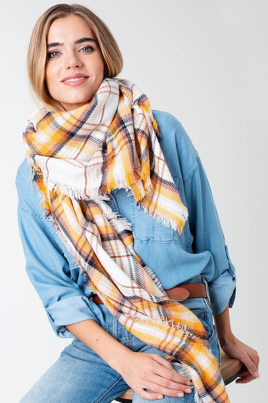 Pumpkin Patch Scarf