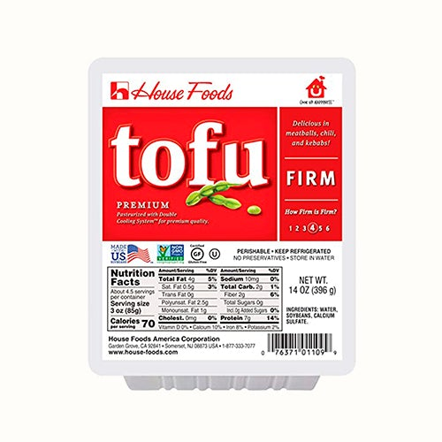 Tofu Firme House Food  396 g