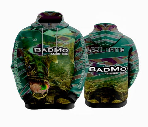 2020 BADMO LURE CO Hoodie / Shirts Design