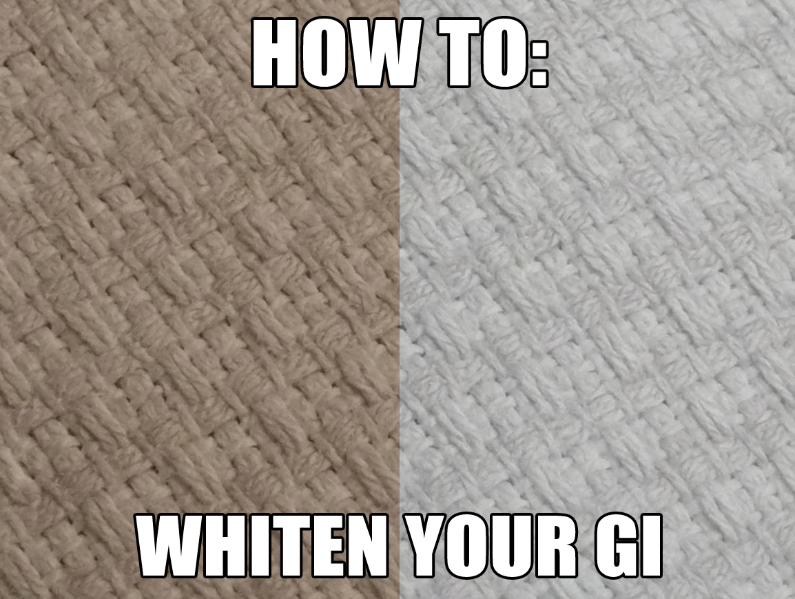 How To Whiten Your Gi Naturally Without Bleach