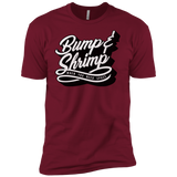 Bump & Shrimp - Men's T-Shirt - BJJ Problems