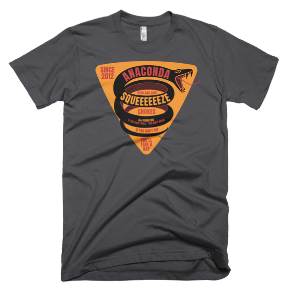 Anaconda Squeeeeze - Women's T-Shirt - BJJ Problems