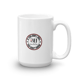 Coffee and Jiu Jitsu - 15oz. Mug - BJJ Problems
