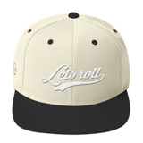 Let's Roll - Snapback Hat - BJJ Problems