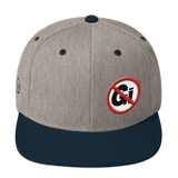 NoGi - Gi Prohibited - Snapback Hat - BJJ Problems