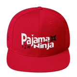 Pajama Ninja - Snapback Hat - BJJ Problems