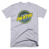 Brazilian Jiu Jitsu Sunburst Tee - Men's T-Shirt - BJJ Problems