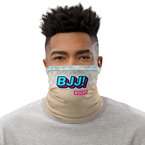 BJJ ROCKS! - Face Mask and Neck Gaiter