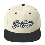 Jiu Jitsu - Handwritten - Snapback Hat - BJJ Problems