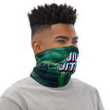 Jiu Jitsu Psycho-Tropic - Face Mask and Neck Gaiter