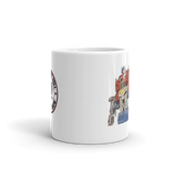 My Jiu Jitsu In Reality - Ceramic Mug - BJJ Problems