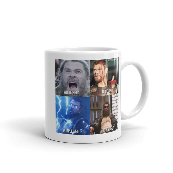 Thor Belts - Ceramic Mug
