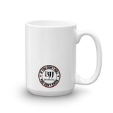 """In my head I'm doing Jiu Jitsu"" Mug - BJJ Problems"